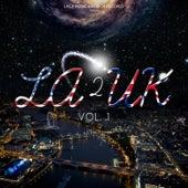LACX Music x Rough Records - LA 2 UK, Vol. 1 von Various