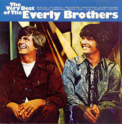 The Very Best Of The Everly Brothers by The Everly Brothers