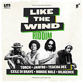 Like the Wind Riddim by Various Artists
