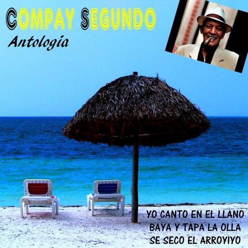 Antología by Compay Segundo