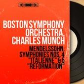 Mendelssohn: Symphonies Nos. 4
