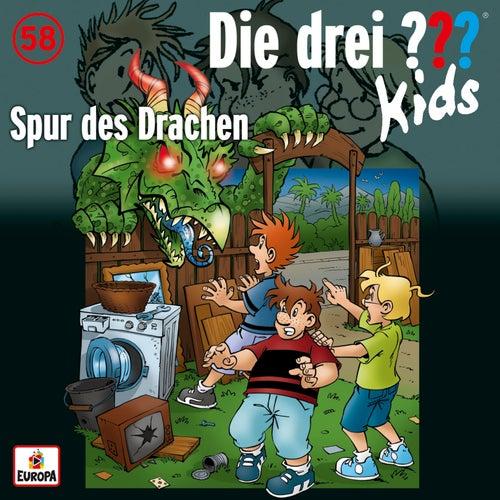 058/Spur des Drachen von Die Drei ??? Kids