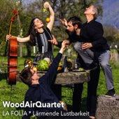 La Folia de WoodAir Quartett