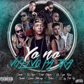 Yo No Vuelvo Pa Tra (feat. El Mayor, Bulova, El Super Nuevo, Chimbala, LR El Rey del Rap, Quimico Ultra Mega & Poeta Callejero) by Secreto