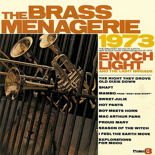 Enoch Light and the Brass Menagerie Vol. 3 by Enoch Light