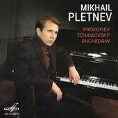 Prokofiev, Tchaikovsky, Shchedrin de Mikhail Pletnev