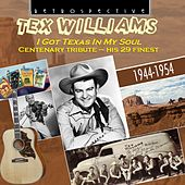 Tex Williams: I Got Texas in My Soul de Tex Williams