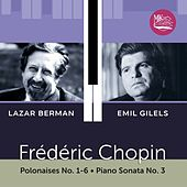 Chopin: Polonaises 1-6 & Piano Sonata No. 3 von Various Artists