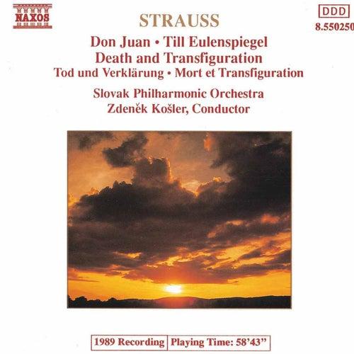 Don Juan, Till and Tod und Verklarung by Richard Strauss