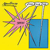 Love Love Love Remixes by Moullinex
