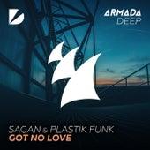 Got No Love von Sagan