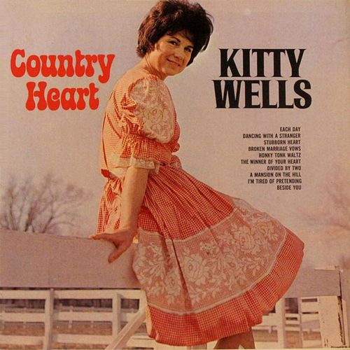 Country Heart di Kitty Wells