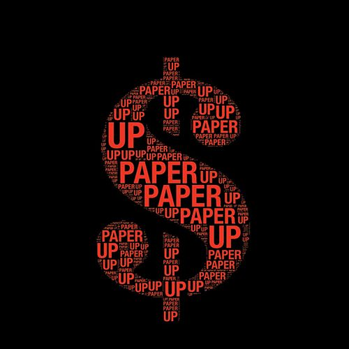 Paper up!!! by Nitty