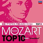Mozart Top 10 From Amadeus by Various Artists