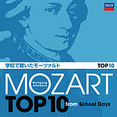 Mozart Top 10 From School Days by Various Artists