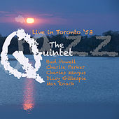 The Quintet Live In Toronto '53 de Various Artists