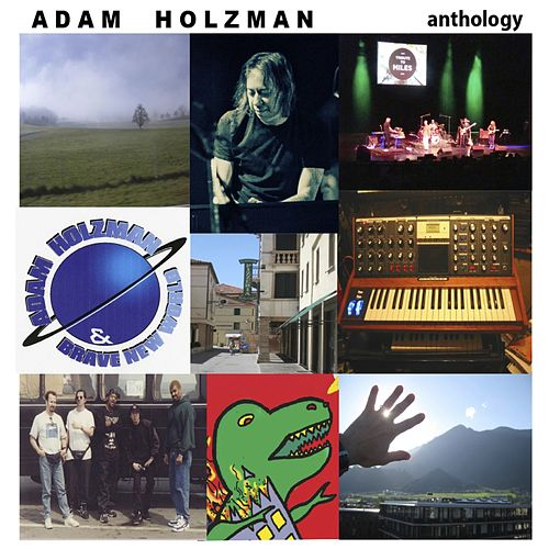 Anthology by Adam Holzman