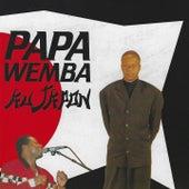 Papa Wemba au Japon de Papa Wemba