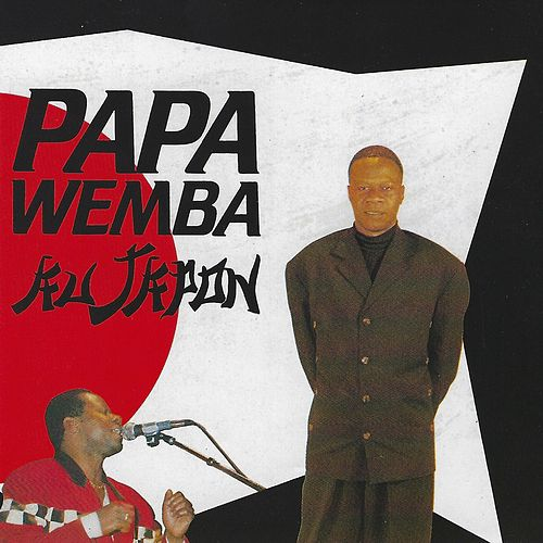 Papa Wemba au Japon by Papa Wemba