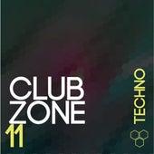 Club Zone - Techno, Vol. 11 de Various Artists