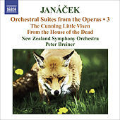 Janacek, L.: Operatic Orchestral Suites, Vol. 3  - the Cunning Little Vixen / From the House of the Dead de New Zealand Symphony Orchestra