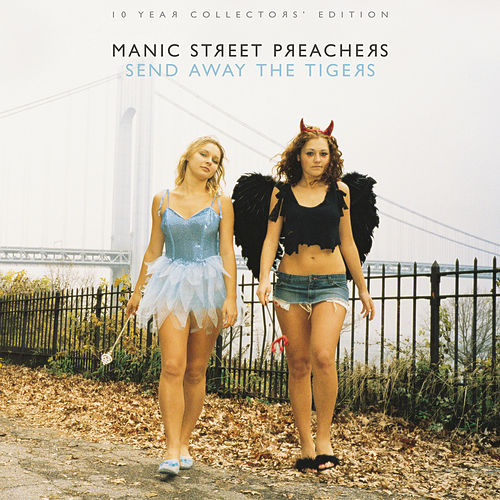 "Manic Street Preachers: ""Send Away the Tigers: 10 Year Collectors Edition"""