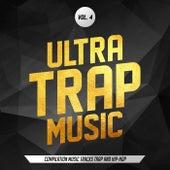 Ultra Trap Music, Vol. 4 de Various Artists