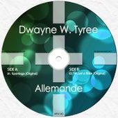 Allemande by Dwayne W. Tyree