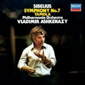 Sibelius: Symphony No. 7; Tapiola de Vladimir Ashkenazy