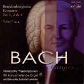 Bach Changes... Historische Bearbeitungen für konzertierende Orgel und barocke Soloinstrumente (Ahrend-Orgel, ehem. Jesuitenkirche, Porrentruy, Schweiz) de Various Artists