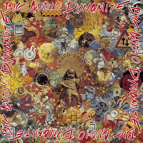 Planet Bad Greatest Hits de Big Audio Dynamite