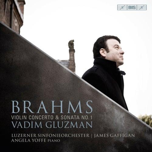 Brahms: Violin Concerto in D Major, Op. 77 & Violin Sonata No. 1 in G Major, Op. 78