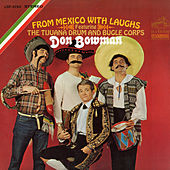 From Mexico with Laughs von Don Bowman