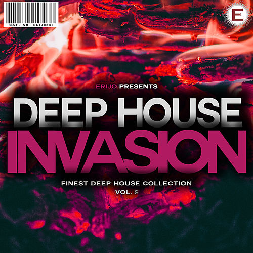 Deep House Invasion, Vol. 5 by Various Artists
