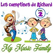 Les comptines de Richard, Vol. 2 by Richard