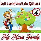 Les comptines de Richard, Vol. 4 by Richard