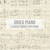 Classical Works For Piano by Grieg Piano