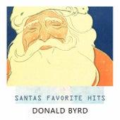 Santas Favorite Hits by Donald Byrd