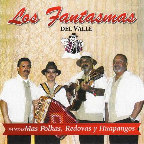 Mas Polkas Redovas y Huapangos by Los Fantasmas Del Valle