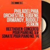 Beethoven: Concerto pour piano No. 5 & Sonate pour piano No. 14 (Mono Version) von Various Artists