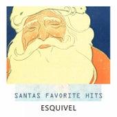 Santas Favorite Hits by Esquivel