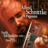 A Paganini by Aljoša Starc