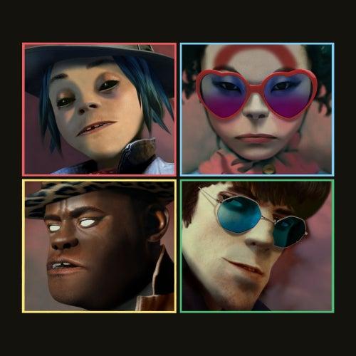 Humanz (Deluxe) de Gorillaz