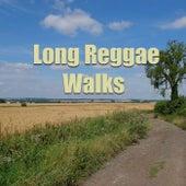 Long Reggae Walks by Various Artists