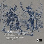 Leopold Mozart & Wolfgang Amadeus Mozart by Various Artists
