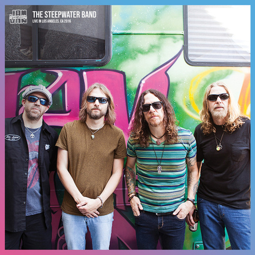 Jam in the Van - The Steepwater Band by The Steepwater Band
