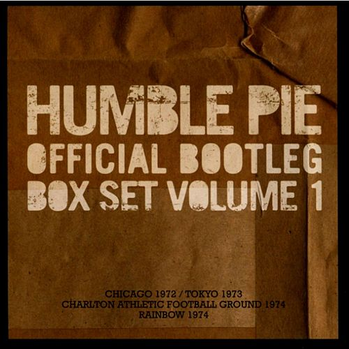 Official Bootleg: Box Set Vol. 1 by Humble Pie