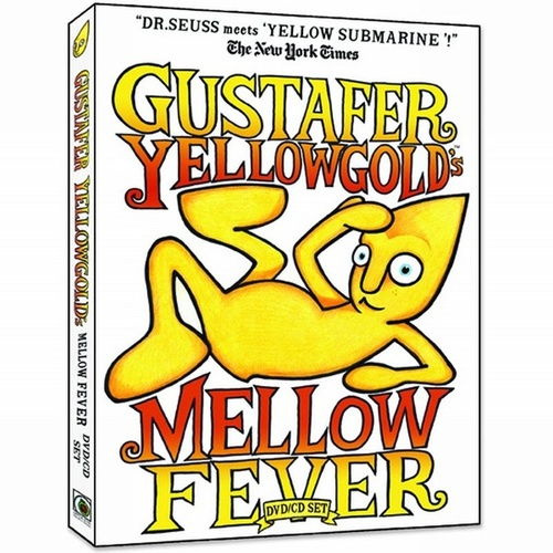 Gustafer Yellowgold's Mellow Fever (DVD+CD) by Gustafer Yellowgold
