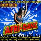 Afri-Danz Vol 1 de Verskeie Kunstenaars