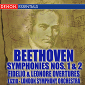 Beethoven Symphonies Nos. 1 & 2 by Various Artists